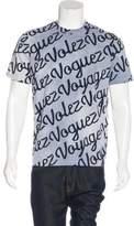 Louis Vuitton 2016 Volez Voguez Voyagez T-Shirt
