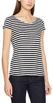 Comma Women's 81705325946 T-Shirt