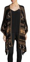 Polo Ralph Lauren Linen & Silk Open-Front Cardigan
