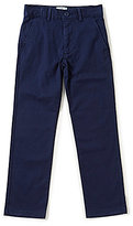Class Club Big Boys 8-20 Flat-Front Twill Chino Pants