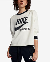 Nike Sportswear French Terry Top