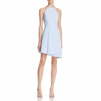 J.o.a. Women's Layered Flare Dress