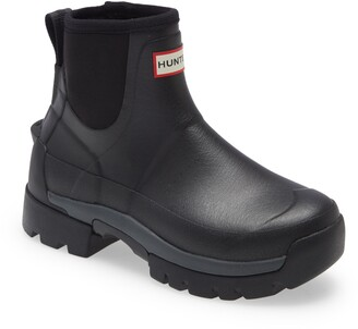 Hunter Original Field Balmoral Chelsea Rain Boot