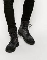 Diesel D-hartt Boots