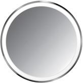 "Simplehuman 4"" Sensor Mirror Compact, Brushed Stainless Steel"