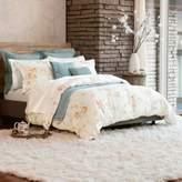 Bellora Luxury Italian-Made Asami King Duvet Cover in White