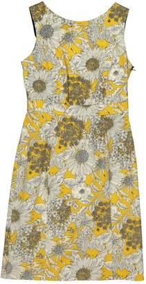 Liberty of London Designs \N Yellow Cotton - elasthane Dresses