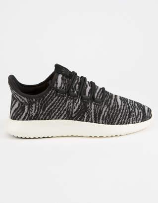 adidas Tubular Shadow Core Black & Aero Pink Womens Shoes