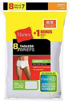 Hanes Men's ComfortSoft Briefs (