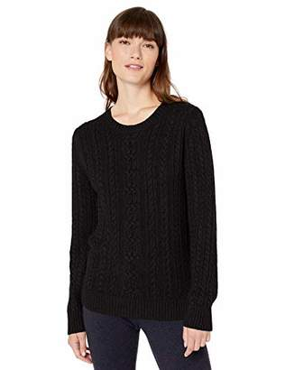 Amazon Essentials Fisherman Cable Crewneck SweaterXS