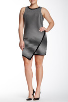 BB Dakota Agata Striped Dress (Plus Size)