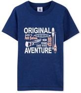 Petit Bateau Boys screen print T-shirt