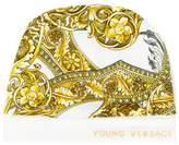 Versace baroque-print hat