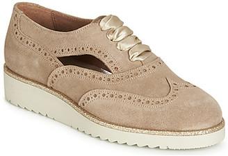 Myma POLA women's Casual Shoes in Beige