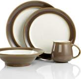 Denby Dinnerware, Truffle 4-Piece Place Setting