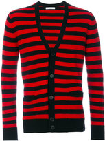 Givenchy striped cardigan - men - Wool - S