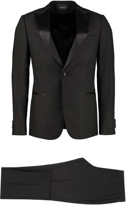 Ermenegildo Zegna Wool Two-pieces Suit