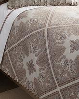 Dian Austin Couture Home Queen Paisley Parquet Duvet Cover