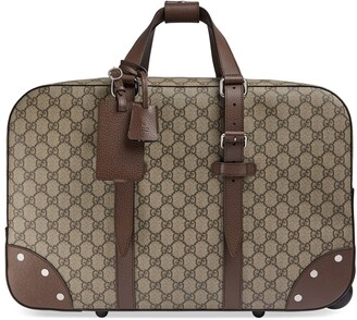 Gucci Carry-on with wheels