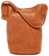 Foley + Corinna Lilli Leather Bucket Tote