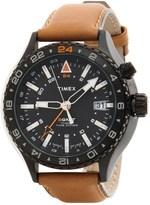 Timex Intelligent Quartz Watch - Leather Strap (For Men)