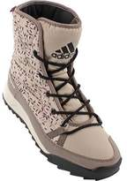 adidas Women's CW Choleah Insulated CP Winter Boot Tech Earth/Vapour Grey/Clear Brown Size 6.5 M