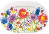 Villeroy & Boch Anmut Flowers Oval Platter