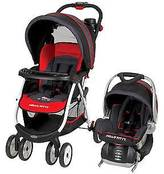 Baby Trend Envy5 Travel System - Hello Kitty Classic Dot