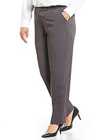 Investments Plus the MADISON AVE fit Classic Straight-Leg Pant