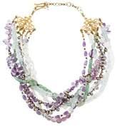 Elizabeth Showers Multistrand Necklace