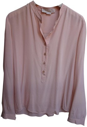 Stella McCartney Stella Mc Cartney Pink Silk Tops