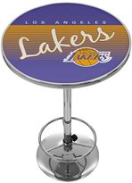 Los Angeles Lakers Hardwood Classics Chrome Pub Table