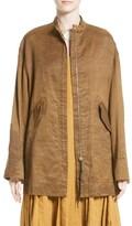 Simon Miller Women's Medina Waxed Cotton Jacket