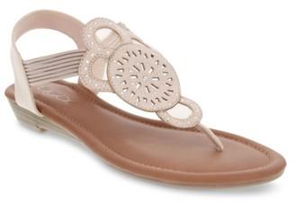 Sugar Camey Wedge Sandal
