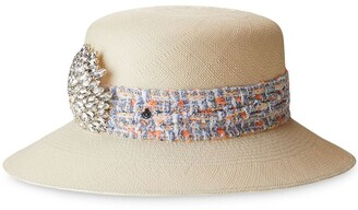Maison Michel New Kendall sun hat