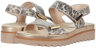 Mephisto Dominica (Grey Savannah) Women's Shoes