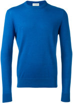 Ballantyne slim-fit pullover - men - Cotton/Cashmere - 48