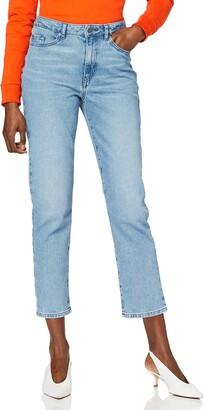 HUGO BOSS Women's J31 Dulwich Straight Jeans