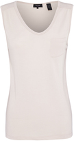Oxford Alexa Pocket Frnt T-Shirt Shell X