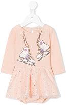 Stella McCartney Primrose skate dress - kids - Cotton/Polyester - 9 mth