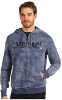 Calvin Klein Jeans She Holds Tight Hoodie (Faded Navy) - Apparel