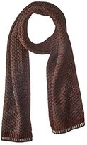 Calvin Klein Men's Twisted Thermal Knit Muffler