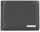 HUGO BOSS textured wallet - men - Leather/Polyester - One Size