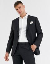 Tommy Hilfiger norman extra slim suit jacket-Black
