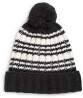 Gucci Ghira Wool Pom-Pom Hat