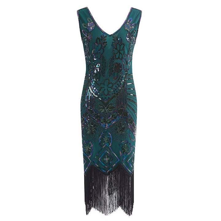 8cef3b952cdd Flapper Fringe Dress - ShopStyle Canada