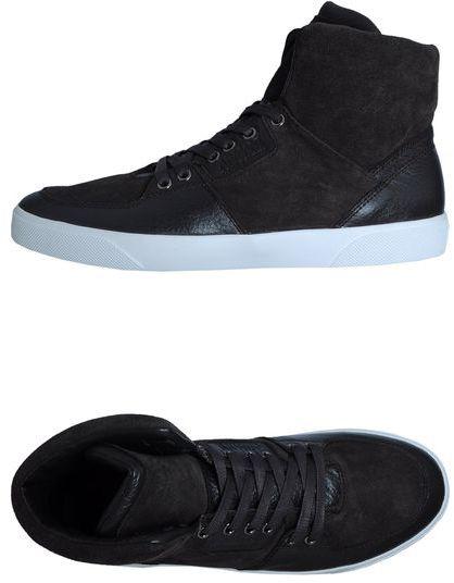 Armani Collezioni High-top sneaker