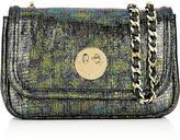 Hill & Friends Happy Medium Chain Bag- Dark Green