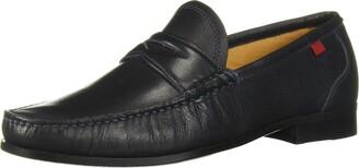 Marc Joseph New York Slip On's Mens Leather Lexington Loafer