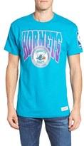 Mitchell & Ness Men's Hornets Graphic T-Shirt